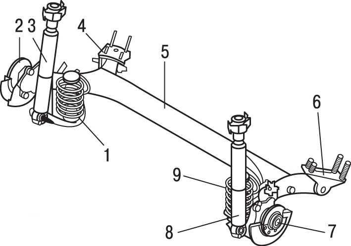 Пежо 206 передняя подвеска ремонт своими руками